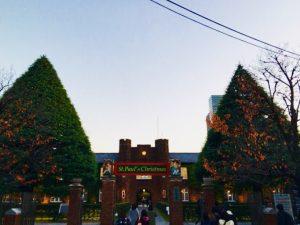 立教のクリスマス